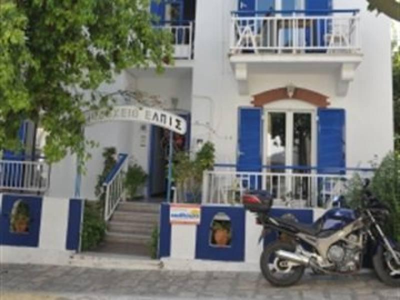 Appartementen Elpis - Pythagorion - Samos